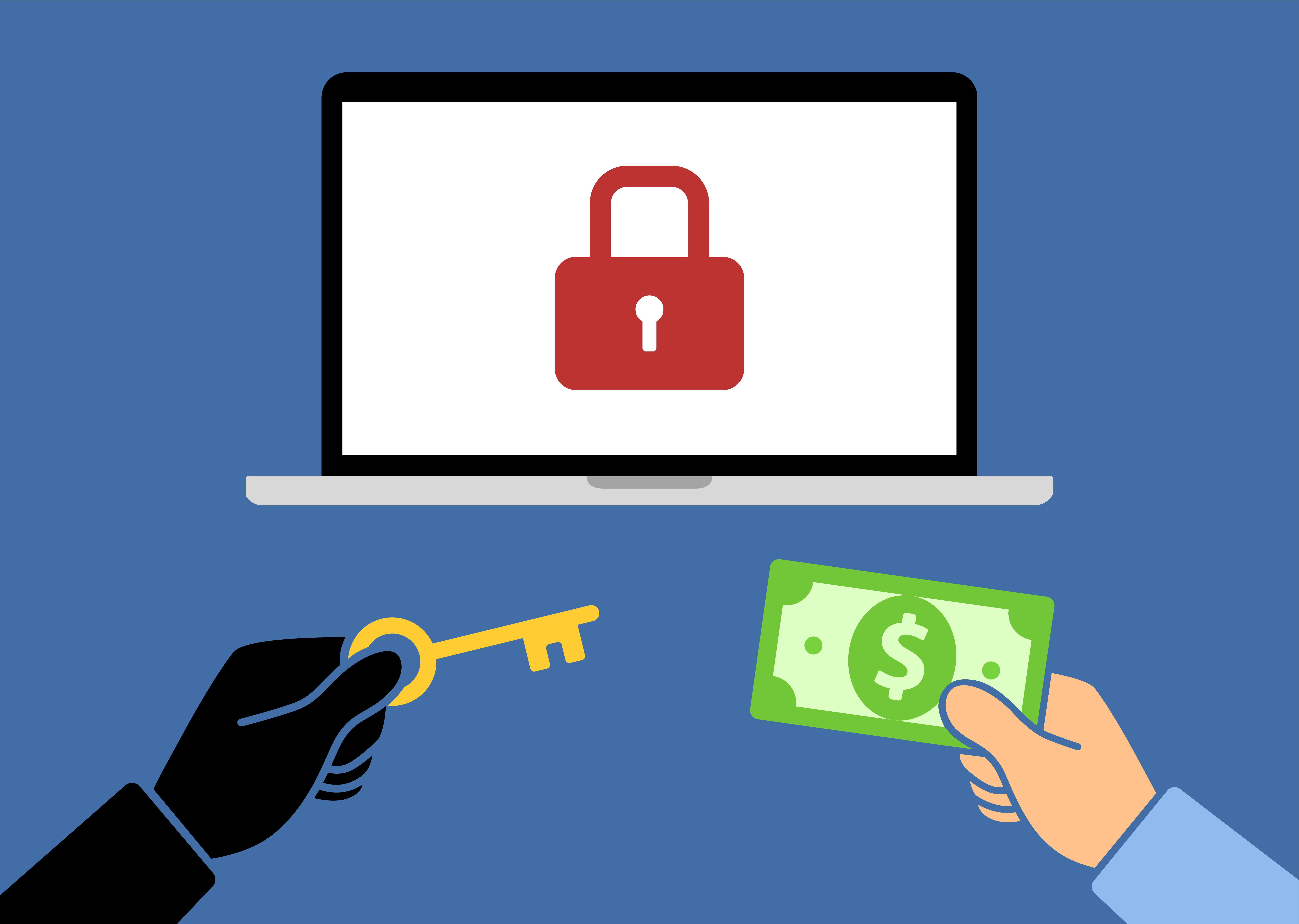 Beware, Ransomware Attacks – an Attack on the Rise?