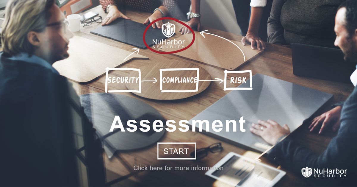 Difference Between Risk Assessment and Security Assessment | NuHarbor Security